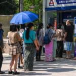 Perbankan Diambang Kehancuran, Warga Myanmar Kelaparan Saat Corona