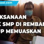 Sempat Terkendala Jaringan Pelaksanaan Anbk Smp Di Rembang Cukup Memuaskan - Mitrapost.com