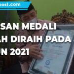 Setahun Raih 401 Medali Mtsn 1 Pati Jadi Mts Terbaik Se Jawa Tengah - Mitrapost.com