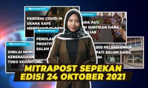 Sepekan Edisi 24 Oktober - Mitrapost.com