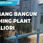 Tingkatkan Kualitas Garam Rembang Bangun Washing Plant Di Kaliori - Mitrapost.com