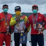 Atlet Dayung Demak Raih Medali Perak Di Pon Xx Papua