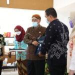 30 Pelaku Umkm Di Sekitar Proyek Tol Semarang-Demak Diberi Pelatihan