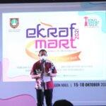 Dongkrak Penjualan Produk Umkm, Pemkot Surakarta Gelar Ekraf Mart 2021