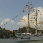 Singgah Di Pelabuhan Cilacap, Kri Bima Suci Akan Dibuka Untuk Masyarakat
