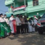 Hari Santri Nasional, Pcnu Pati Launching Mobil Ambulans Dan Layanan Umat