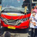 Bus Trans Jateng Rute Semarang-Grobogan Resmi Diluncurkan