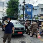 Penertiban Kawasan Kota Lama Semarang, 40 Pkl Terjaring Razia Satpol Pp