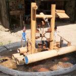 Miniatur Kincir Air, Kerajinan Suvenir Apik Di Objek Wisata Blora