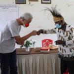 Kunjungi Jayapura, Ganjar Tawarkan Kerjasama Desa Jateng-Papua