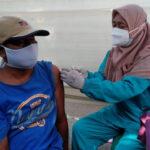 Turunkan Level Ppkm, Pemkot Pekalongan Genjot Vaksinasi Lansia