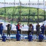 Ganjar Dukung Gerakan 'Mageri Segara' Dengan Gerakan Tanam 1 Juta Mangrove