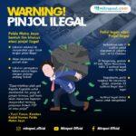 Warning Pinjol Ilegal